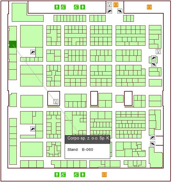 Anuga Mapa